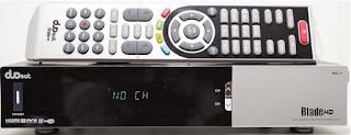 Resultado de imagem para DUOSAT BLADE HD (ANTIGO)