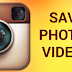 Saving Videos From Instagram
