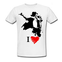 Remeras de Michael Jackson