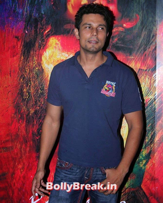 Randeep Hooda,  Rang Rasiya Movie Premiere Photos
