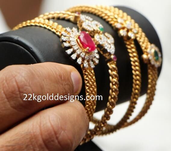 Kirtilals Gold Bangle Designs