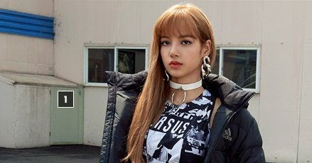 Lisa Lalisa Manoban With Blackpink X Adidas Korea Lisa Blackpink Photo