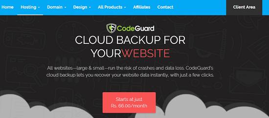 CodeGuard, GlobeHost