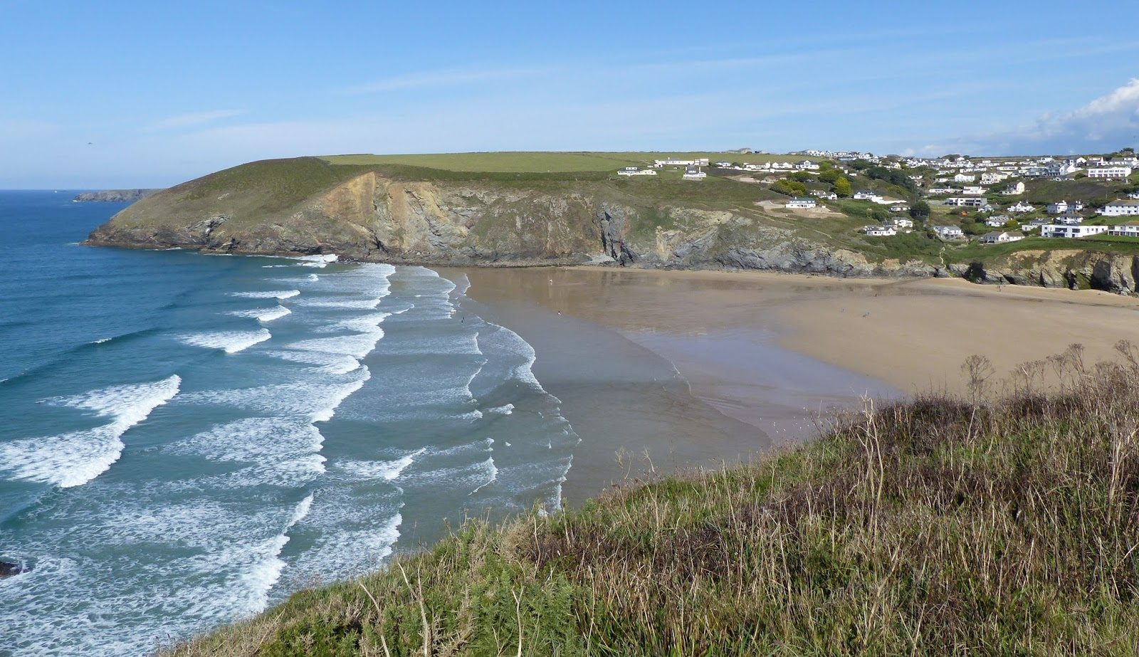 Watergate bay mawgan porth webcam