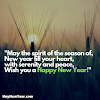 30+ Happy New Year Messages 2019