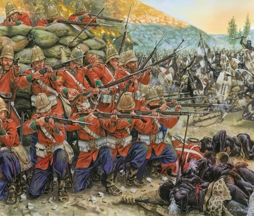 Anglo Zulu War (AZW) Battle Reports & Scenarios