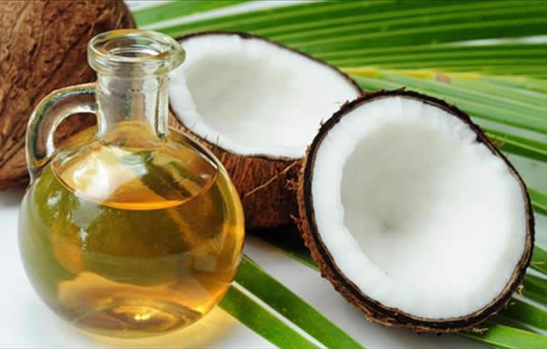 Coconut oil as source of medium-chain Triglycerides