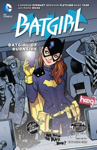 Batgirl vol 1: The Batgirl of Burnside