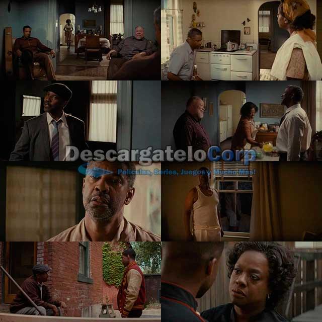 Fences (2016) DVDRip Español Latino