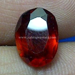 Batu Permata Red Garnet - ZP 723