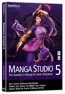 BEST comic software Manga Studio 5 Software PC (Windows 10, Windows 8 Mac OS X)£19.69