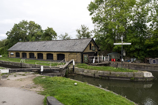 Old Canal building