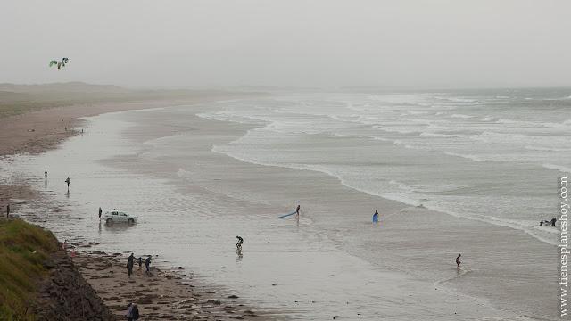 Inch beach pkaya Irlanda Condado de Kerry