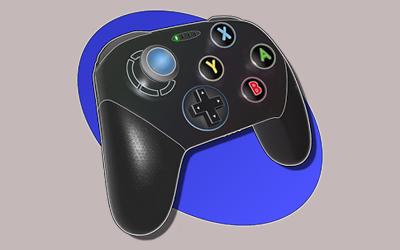 تحميل تطبيق يحول الهاتف الذكي الخاص بك الى لوحة الألعاب الحقيقي droidjoy gamepad joystick apk النسخة المدفوعة مجانا آخر إصدار