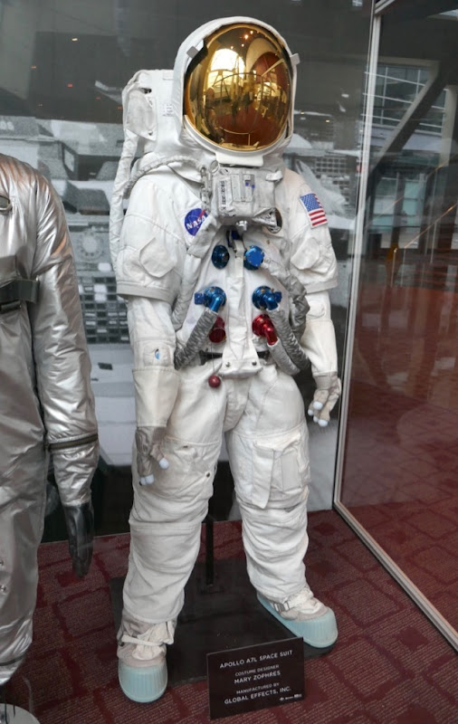 Neil Armstrong Apollo A7L spacesuit First Man