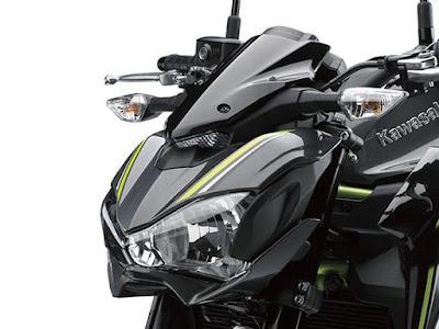 2017 Kawasaki Z900 Headlight image