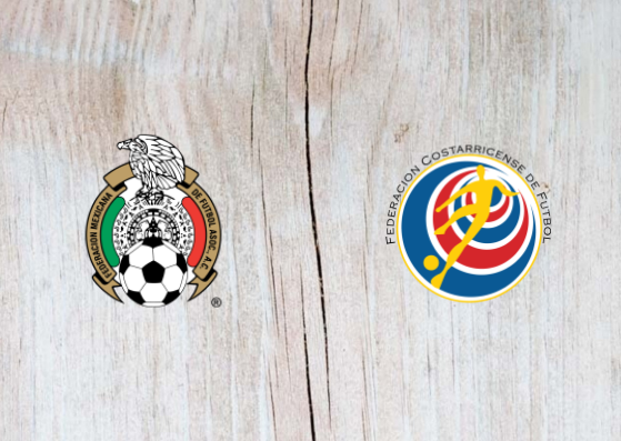 Mexico vs Costa Rica Full Match & Highlights 12 October 2018