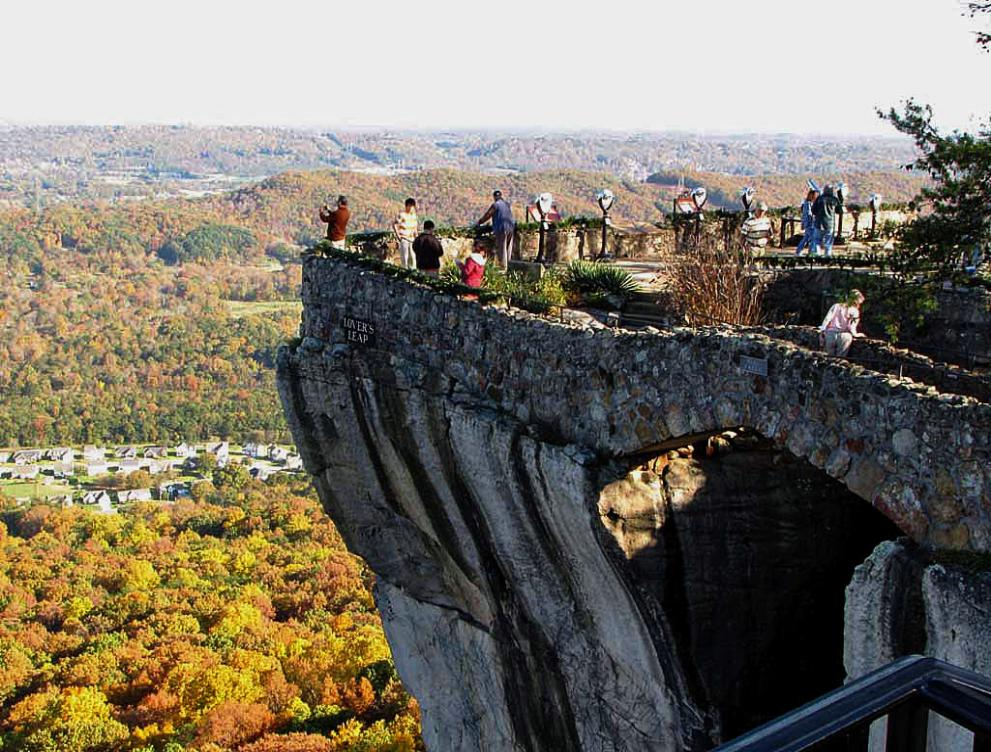 Amazing Places That I Love Ruby Falls Chattanooga