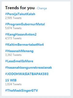 Persija vs Persib Ditunda, Tagar #PersijaTakutKalah Trending