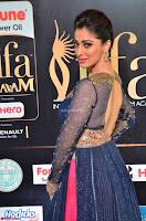 Raai Laxmi in Beautiful Backless Designer Anarkali Gown at IIFA Utsavam Awards 2017  Day 2  Exclusive 06.JPG