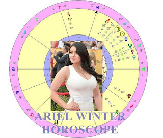 ariel winter birthday horoscope zone forecast