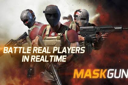 MaskGun Apk v1.031 Mod (High Damage/Ammo/No Reload)