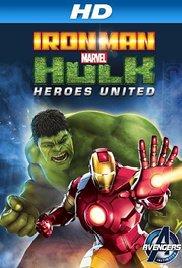 Filme Homem de Ferro e Hulk: Super-Heróis Unidos 2013 Torrent