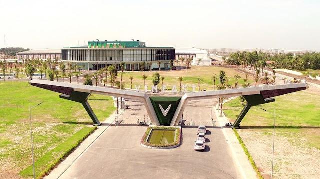nhà máy của VinFast