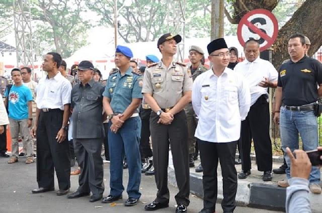 Pemilu 2019 Di Provinsi Banten Bersih, Aman, Dan Damai Harapan Wagub