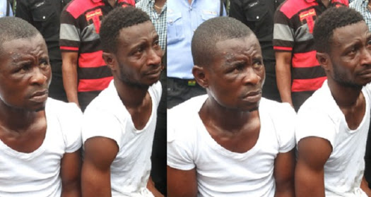 I Gave My Mother N50,000 From My First Robbery — Suspect nabbed in Lagos
