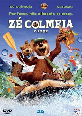 Zé Colmeia: O Filme - DVDRip Dual Áudio