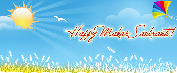 Happy Makar Sankranti greetings for whats app
