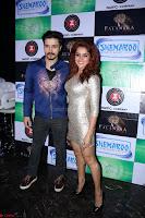 Pia Bajpai and Darshan Kummar Launching the Music of movie Mirza Juuliet 019.JPG