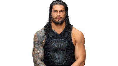 New Picture Of Roman Reigns