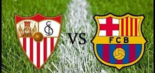 مشاهدة مباراة برشلونة واشبيلية بث مباشر بتاريخ 30-01-2019 كأس ملك إسبانيا
