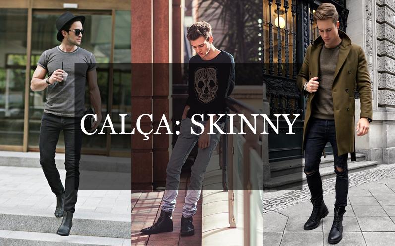 0a0476ac0 Calça  Skinny - Melhor Conteúdo Digital - Moda MasculinaMODA MASCULINA