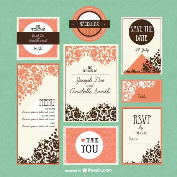 retro-wedding-cards