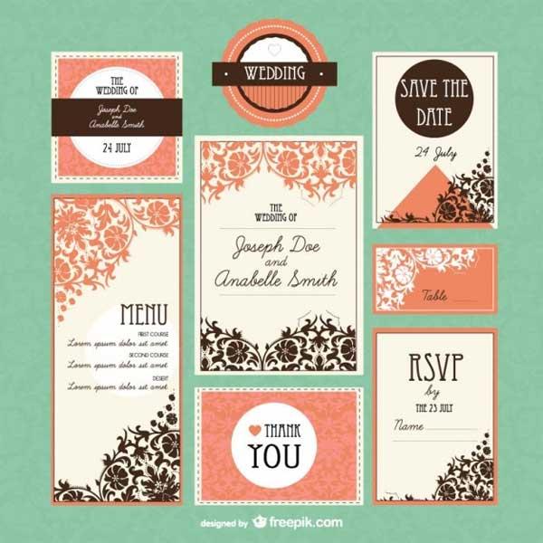 retro-wedding-cards