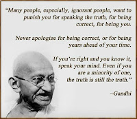 mahatma gandhi success quotes