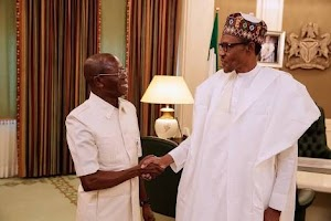 Buhari, APC Governors Request For New Team To Work With Oshiomhole?