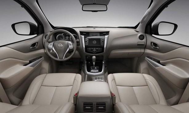 2018 Nissan Frontier Interior Rumors