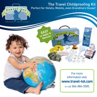 Travel Childproofing Kit