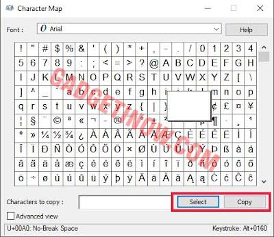 Cara Menghilangkan Nama Icon Pada Shortcut di Desktop Windows 8