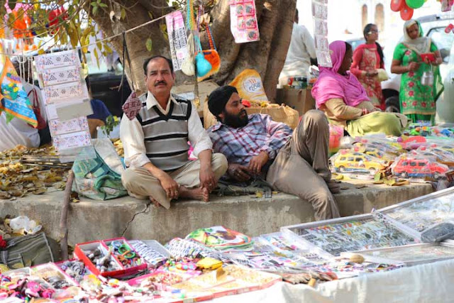 punjab village gain rural life market