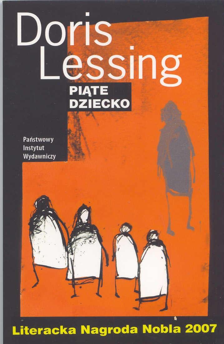 """Doris Lessing - """"Piąte dziecko"""""""