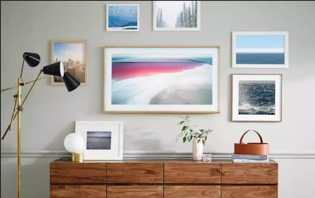 Samsung TV That Has An Artwork appearance Is Now Out For Sale (See Price)