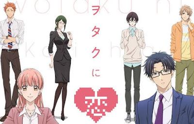 Download ost anime Wotaku ni koi wa muzukashi opening and ending theme