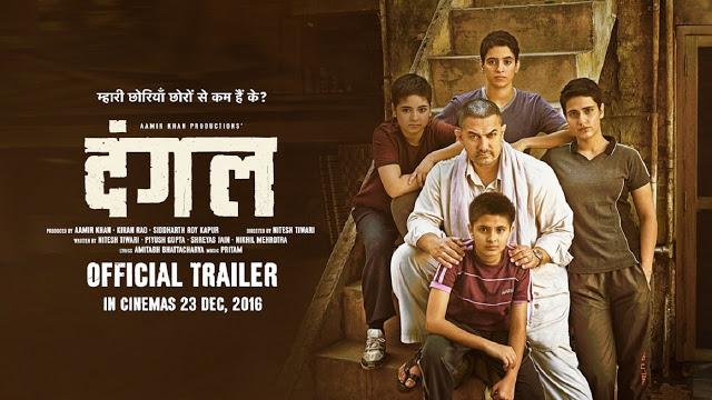 Dangal (2016) Hindi Movie Free Download HD 720p