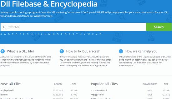 Situs database DLL online untuk download file DLL secara gratis Situs database DLL online untuk download file DLL secara gratis