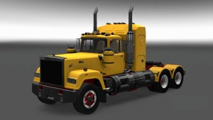 Mack Superliner truck mod